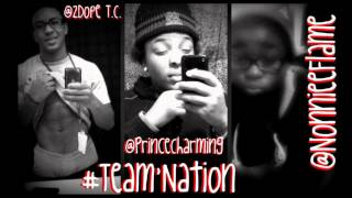 Nicki Minaj ft. 2Chainz-Beez in the trap (Cover) #Team'Nation