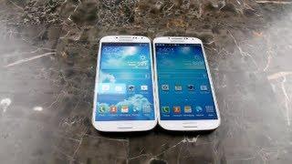 Real vs Fake Samsung Galaxy S4