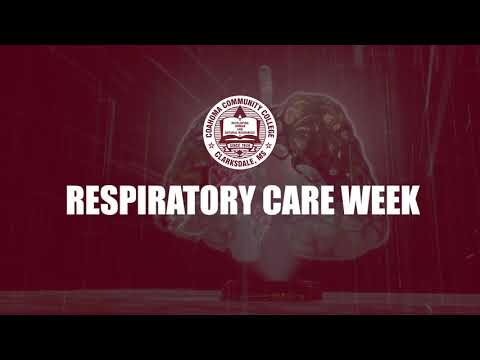 CCC Celebrates Respiratory Care Week 2021