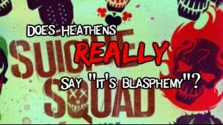 "Does Heathens By Twenty One Pilots Really Say ""Its Blasphemy""?!"