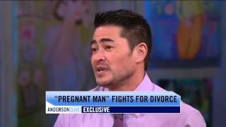 The 'Pregnant Man' Discusses His Divorce