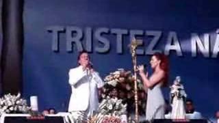 Agnaldo Rayol e Erika Rodrigues Sonda-me Missa Interlagos