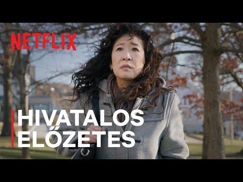 A tanszékvezető | Hivatalos előzetes | Netflix