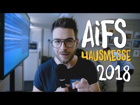 AIFS Auslandsmesse - Rundgang mit Praktikant Eric | AIFS Educational Travel
