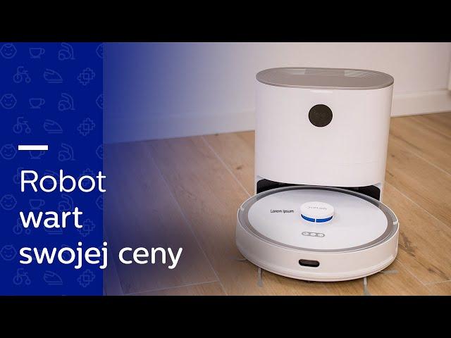 NAJLEPSZY ROBOT SPRZĄTAJĄCY? 👀 | Test XCLEA H30 Plus