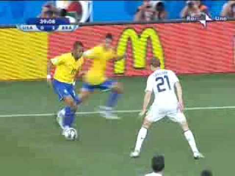 Brasile – USA 3-0 del 18.06.2009 Confederations Cup