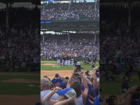 Chicago Cubs vs. Milwaukee Brewers - September 16, 2016 - Post-Game Celebration