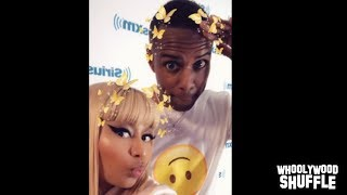Nicki Minaj Doesn't Hold Back in New Interview with DJ Whoo Kid width=