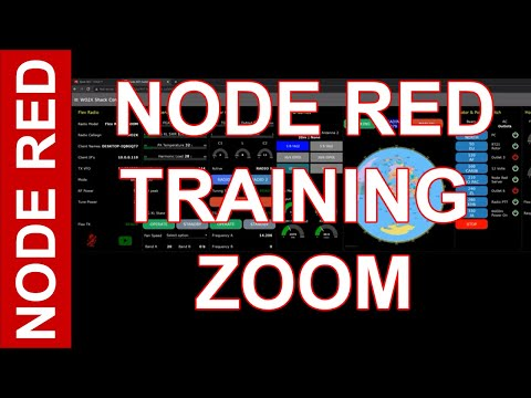 Node Red for Ham Radio - Starting from Scratch & Examples