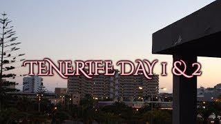 TENERIFE DAY 1 & 2 - ARRIVAL & BEACH DAY! / Chloe Carroll