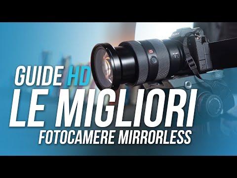 LE MIGLIORI FOTOCAMERE MIRRORLESS | GUID …