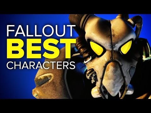 Best Characters in the Fallout Series