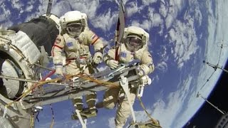 Astronauts Freak Out As UFOs Fly Past International Space Station