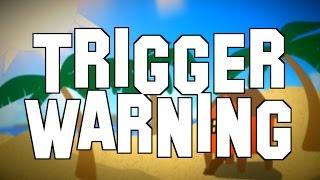 Sunrise Skater Kids - Trigger Warning ft. Johnny Franck (Official Lyric Video)