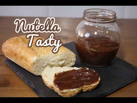 NUTELLA TASTY | CHOCOLATE CASERO