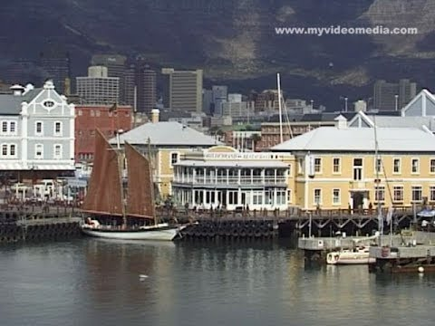 Waterfront, Cape Town – Südafrika, South Africa Travel Channel