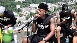 MC TH - ESCOLA PROIBIDA ( AO VIVO NO BOREL 2018 )