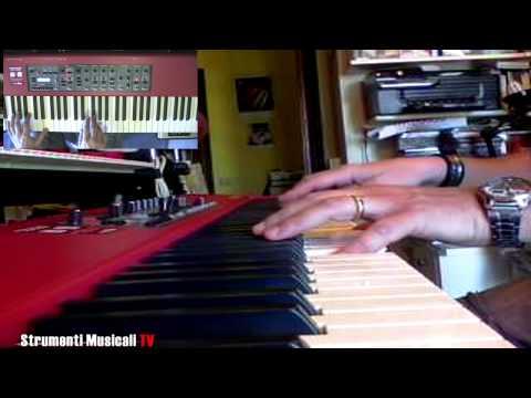 Nord Piano 2 - Demo Program Ac.Piano by Andrea Girbaudo