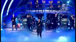 The Wanted performing 'Lightning' live   Strictly Come Dancing