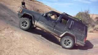 Jeep XJ Cherokee Fins N Things - Kenny's Climb