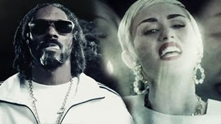 Snoop Lion - Ashtrays and Heartbreaks ft. Miley Cyrus - Video (Released)