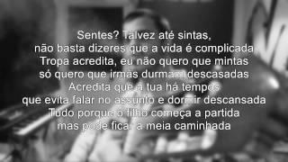 Dillaz - Não É Só Chorar (LETRA)