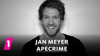 Jan Meyer von ApeCrime im 1LIVE Fragenhagel   1LIVE
