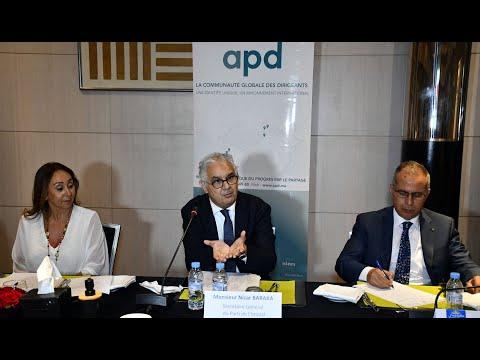 Video : APD : Les orientations stratégiques de l'Istiqlal présentées aux dirigeants d'entreprises