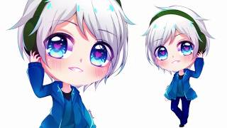 ✿SAI Speedpaint✿ COMMISSION ::Chibiเเบบไม่ละเอียด 『Tig channel  』✿