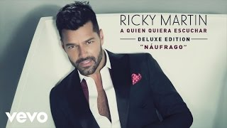 Ricky Martin - Náufrago (Cover Audio)
