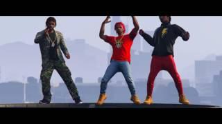 "Lil Uzi Vert, Quavo & Travis Scott""Go Off""GTA 5 Music Video"