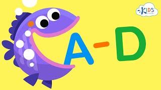 Letters A-D