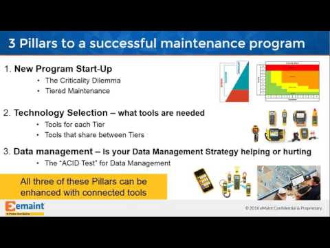 Best Practices Webinar: Launching & Sustaining a Healthy Reliability Program