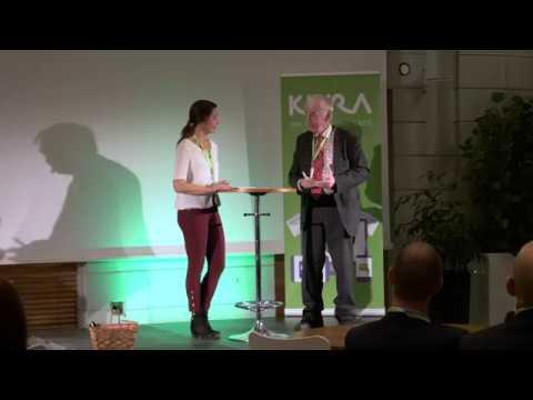 Bert-Inge Hogsved på Kivras digitaliseringsmöte