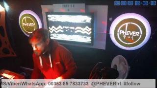 PHEVER.IE Live Stream