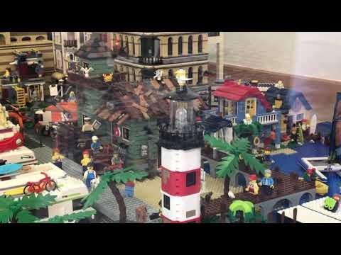 Belén de LEGO (Icod de los Vinos)