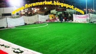 نجيل صناعى - ملاعب كرة قدم.wmv