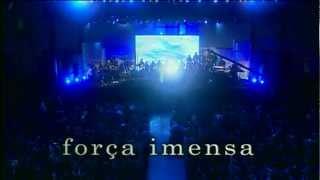 Cassiane - Força Imensa - DVD Cassiane 25 Anos de Muito Louvor