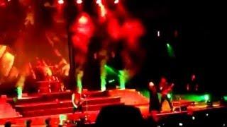 Disturbed The Vengeful One Live Springfield IL 4/26/16