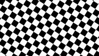 Checker rotating - UHD 4K simple animated background #20