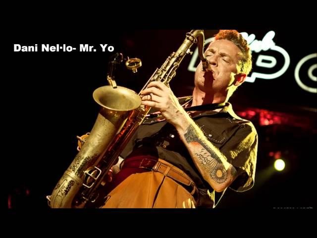 Dani Nel·lo - Mr. Yo