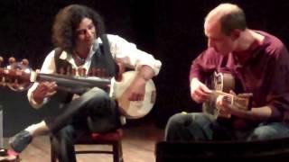 Joel Harrison & Anupam Shobhakar - Deep River (LIVE)