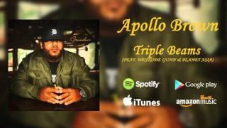 Apollo Brown: Triple Beams (feat. Westside Gunn & Planet Asia) | Official Audio