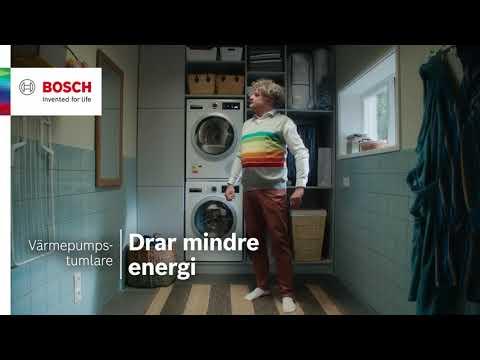 """Torka kläderna #Like a Bosch, 6"""""""
