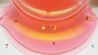 ⚘ 반짝 장미빛 별 🌟 / 펄액괴 / 금펄액괴 / 마블링액괴 / 액괴 / 액체괴물