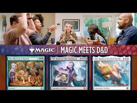 『フォーゴトン・レルム探訪』:マジック、D&Dと出会うのサムネイル
