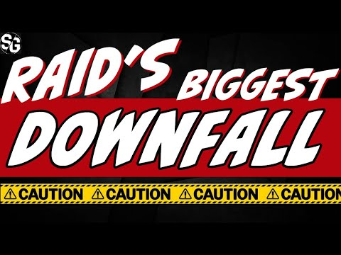 Raid's biggest downfall, not what you think. RAID SHADOW LEGENDS