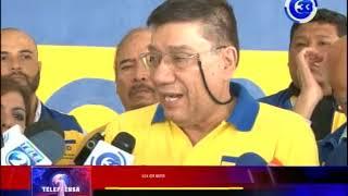 CD realiza elecciones internas para presidenciales