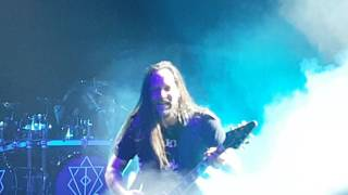 Where The Dead Ships Dwell - In Flames LIVE - Sheffield Arena - 15/01/17