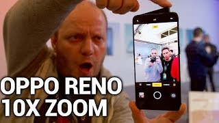 Vidéo-Test : Oppo Reno Zoom X10 Zoom avec caméra retractable